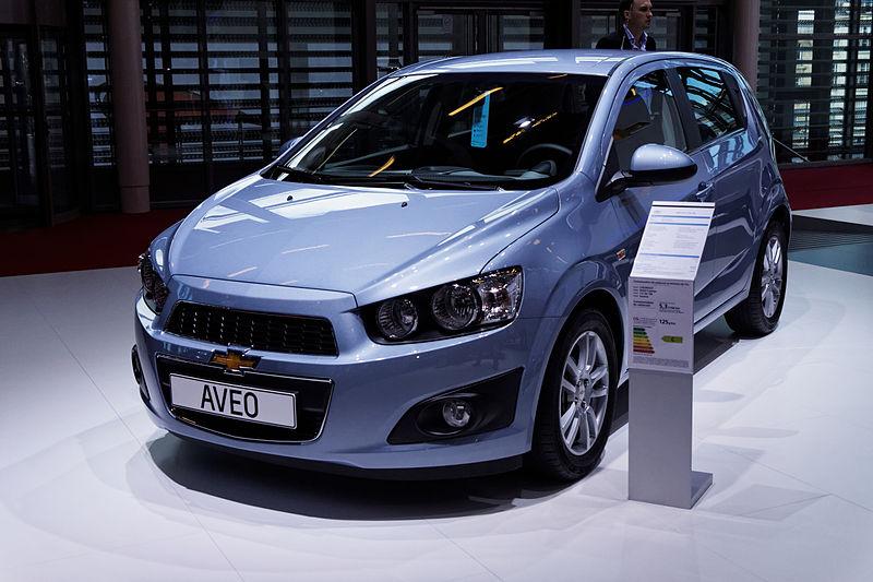 Chevrolet Aveo (c) Thesupermat