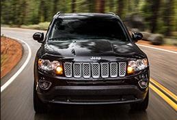 Экстерьер Jeep Compass